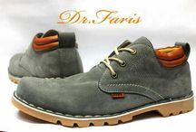 Dr.Faris Low Boots