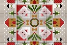 Cross stitch / by Ann Smith