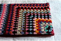 Crochet patterns and things to learn