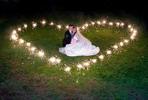 Wedding / Sparklers