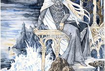 J.J.R. Tolkien.
