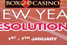 New Years Resolutions Slot Tournament