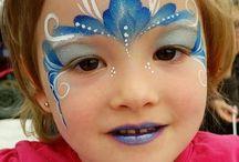 maquillage d'enfant