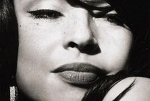 Iconic Sade / Sade (born Helen Folasade Adu, Jan. 16, 1959). Lead vocalist for the smooth jazz band Sade.