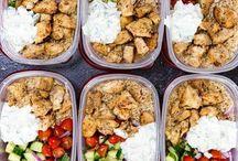 Recipes: meal prep