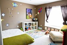 Room montessori