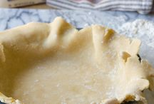 Puff Pastry and Pie Crusts / by Pamela