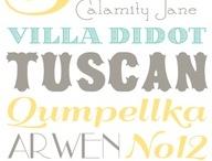free fonts / by Jess Lawson