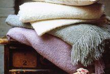 Pastel textured bedrooms