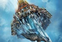 Falcon's Fury at Busch Gardens