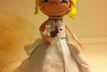 Fofuchas de novias