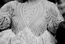 La robe mauve de Valentine