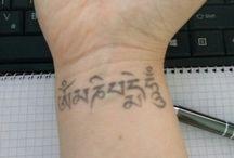 Tibetan Tattoo / Tibetan tattoo