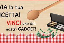 Ricette di Ibiscus Gadget / Inviaci la tua ricetta a Ibiscus Gadget e la ricetta più cliccata riceve il gadget del mese.