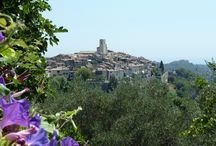 Saint-Paul de Vence, juillet 2015 / Le village