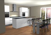 Nieuwe huis - Keuken
