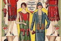 art deco clothers