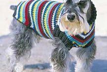 Crochet sweater dog free patterns
