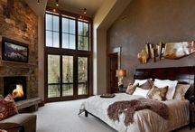 Bedroom ideas / by Wen Rogers
