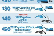 WISP Kickstarter! / The Complete Reimagining of the Broom and Dustpan, now on Kickstarter! Join our journey!  www.thewisp.com/Kickstarter