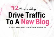 Increase Blog Traffic / Increase Traffic, blog traffic, website traffic, traffic, page views, increase page views, increase following, gain following, subscribers,