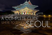 Travelling to Seoul