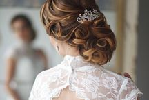 Elegancka fryzura
