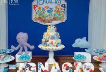 Fundo do Mar por Rafaela Pinheiro ( Buona Party)