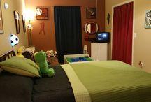 James New Room
