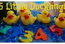 Theme:  Ducks