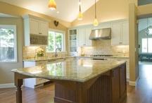 kitchen redo / by Jennifer Call Jensen