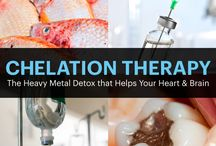 Chelation theraphy