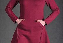 Søm: kjoler og tunika