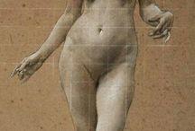 figures in art