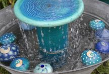 Keramikbrunnen
