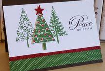 festival of trees stamp set