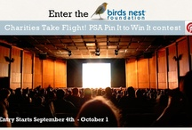 Charities Take Flight: PSA Pin It to Win It / GenerationOn is the global youth service movement igniting the power of all kids to make their mark on the world.