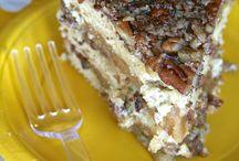 pecan fridge cake