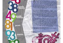 Yearbook Ideas / by Melissa Lund