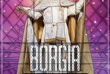 Borgia - Borgia by David LaChapelle
