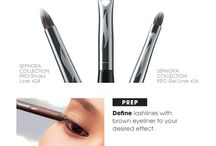 Makeup / Maquiagens e acessórios para makes