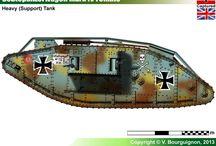 WW1 Army Equipment