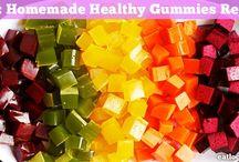 healthy snacks / by Amber Zernzach