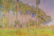 Cloude Monet / Malarstwo