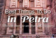 Places I Love: Petra, Jordan