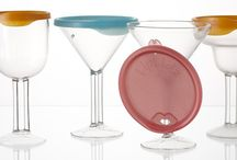 LipLidz / Wine, Martini, Margarita & BrewTail - Shatterproof Glasses with drink-thru attachable lids.  Perfect for Poolside, Beach, Lake, Boating, Picnics, Patio Entertaining, Tritan made/BPA Free, Made in USA, Great Gift Ideas, Gift Baskets, Drink Recipes included.  Cheers ~