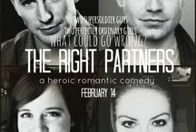 The Right Partners / Two super-soldier guys, two perfectly ordinary girls. What could possibly go wrong? A heroic romantic comedy