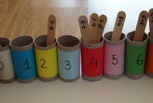 Aprendiendo....matematicas / Todo tipo de juegos y actividades para reforzar las matematicas en primaria. Math games and activities / by Imaginando sin acentos