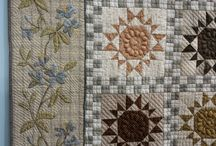 Japanese quilting borders