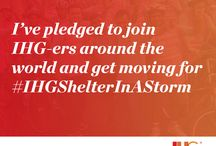 Race Around The World / Our Corporate Responsibility program. We pledged to support Shelter In A Storm. Many exciting activities from 22-29 September 2014